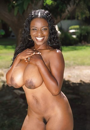 Big Black Tits Galleries